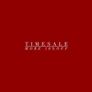 TIME SALEのお知らせ♡の画像