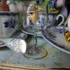 バカラのリキュールグラスと落とせないものの画像