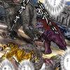 225章 これがゴルゴノプスの牙か!! 痛い!! だが、ここで逃げたら坊主は喰われる!!の画像