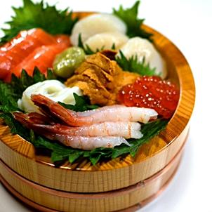 ⭐️海鮮丼の画像