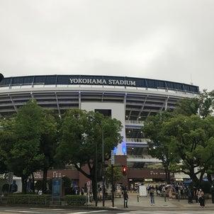 今年初の横浜スタジアムの画像