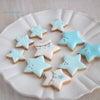 お星さまのアイシングクッキーの画像