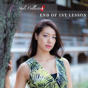 E-Style Collection 第一回モデルレッスン終了‼️の画像