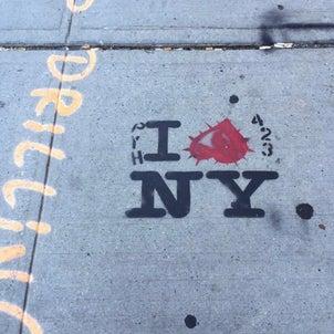 I ❤️NY(アイラブニューヨーク)のロゴの秘話の画像