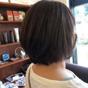 髪質改善トリートメントの画像