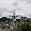 万博公園の蓮の画像
