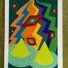 日本の神様カード やついかづちのかみの画像