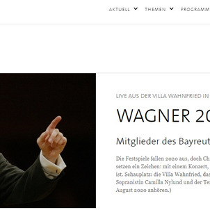 2020/Bayreuth und Wagner/Christianの画像