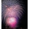 全国一斉の花火で収束祈願!の画像