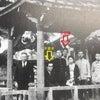 台北高等学校の李登輝総統と犬養孝先生の画像