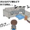 2020/08/01(土)犬絵日記 お出かけの時の反応2の画像