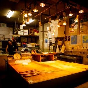 鮮魚店の画像