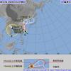 【週間予報】南西諸島と北日本は台風4号に警戒。その他の地方は猛暑。山では午後からの雷に注意。の画像