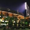 夜の甲子園球場の画像