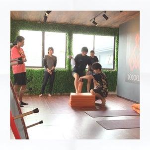 【日本代表チームのトレーニング】 先日、定期的に携わらせていただいているパラスホ...の画像