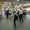 (  -_・)?本川越に着いてからの画像