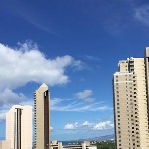 ハワイアンホーストは頑張っていますの画像