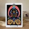 日本の神託カード アラハバキ神の画像