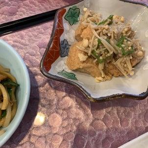江坂のまーるい心で和食を久しぶりに食べました(ランチで)の画像