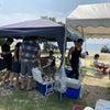 8月琵琶湖キャンプの画像