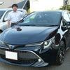 トヨタカローラスポーツハイブリット(新車)御成約の画像