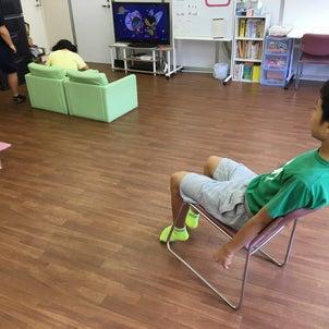 ウィズ・ユー溝の口『暑いので室内でのんびり♪』放課後等デイサービス川崎市高津区の画像
