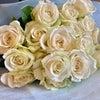 白いバラ と Soul songの画像