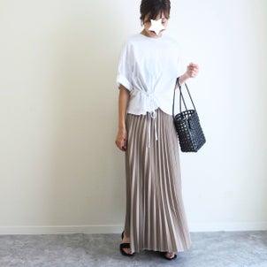 特別価格、今晩まで!プリーツスカートに合わせても可愛いTシャツ♡の画像
