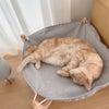 【Pidan】飼主も幸せ♡おしゃれな猫ベッドとトイレスコップの画像