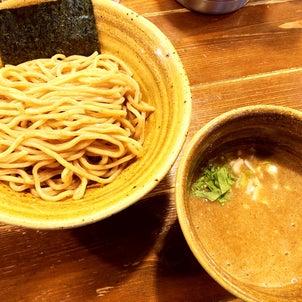 えん寺のベジポタつけ麺♪の画像