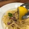 オリーブの丘、焼きレモンクリームパスタが爽やか!の画像