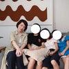 三姉妹のウチ、一人っ子の妹宅。実家お泊まりでの気づきの画像