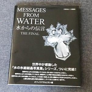 水の記憶  水の飲み方の画像
