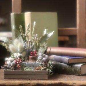 花雑貨のお話しと8月の営業日の画像