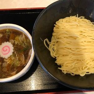 【鶴岡市文下】麺絆英さんのつけ麺の画像