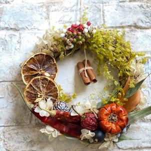 9月からの「季節の花遊び」レッスンのおはなしの画像