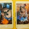 ブログへ来て下さった方への9月1か月間のマンスリーカードです Regenerator癒す人の画像