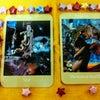ブログへ来て下さった方へお伝えさせて頂くカードです 「Star星」の画像