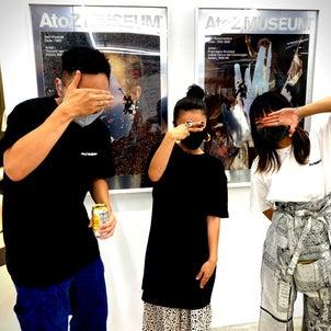 《AtoZ MUSEUM®︎》渋谷パルコの画像
