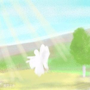 いつも差し伸べられている天使の手の画像