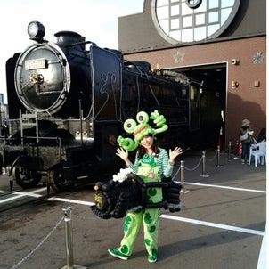 真岡鐵道SLに乗ってきましたの画像