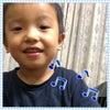 集中してピアノを弾くことができました!(^^)! 3歳年少A君・ピアノde クボタメソッドの画像