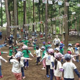 森の運動会☆の画像