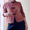 【ニュアンスカラーのチャイナジャケット】新商品ご紹介。の画像