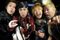パンク・イベント「タフな冒険者達2011」、東名阪クアトロで開催!
