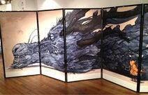 ふすまサイズのド迫力「寺田克也ココ10年展」の衝撃
