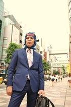 福岡県・博多には全国にユーモアをふりまく企業戦士「サラ忍マン」がいる!
