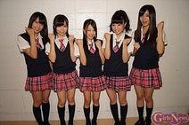 LinQ AKIBAカルチャーズ劇場で大暴走! 替え玉でファン総立ち!