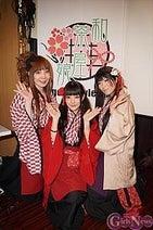 和茶屋娘 初のアルバム「四季彩」がリリース! 海外進出も視野に!