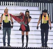 安室奈美恵 自身500回目のライブ公演数を記録!